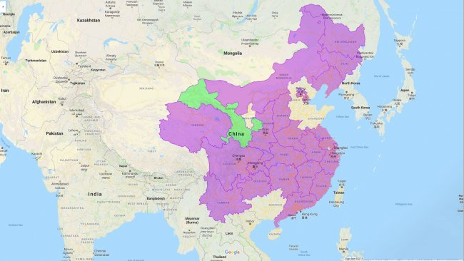 Gansu, nueva provincia afectada por PPA.