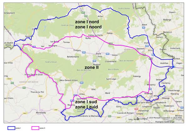 zones ppa belgique