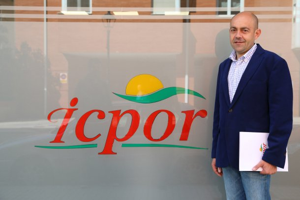 Julián Redondo, gerente de ICPOR