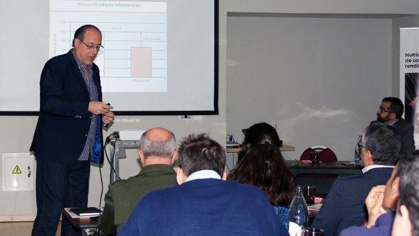 Dr. Fernando Fariñas, de la Universidad de Málaga