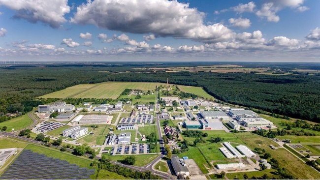 Sede de IDT BioPharmaPark enDessau-Rosslau (Alemania)