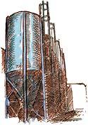 silos pienso