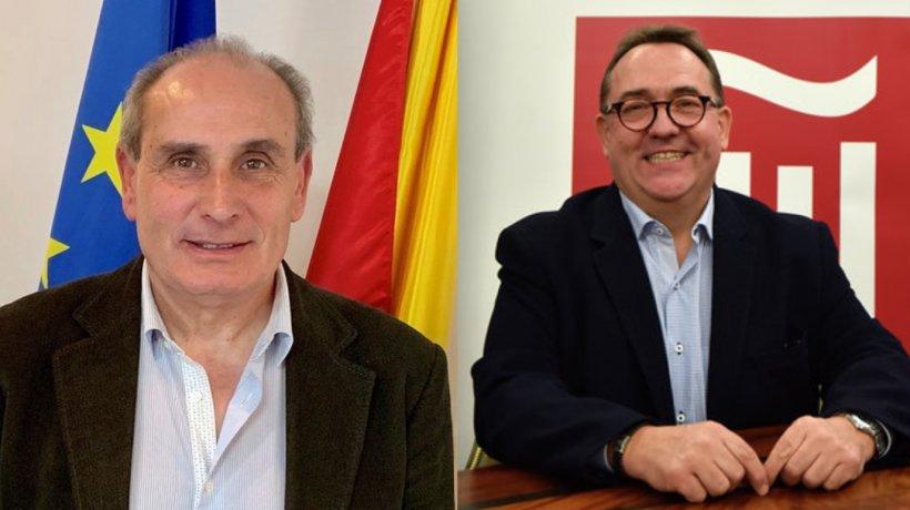 Antonio Prieto -Presidente de ASICI y José Luis Yzuel -Presidente de Hostelería de España