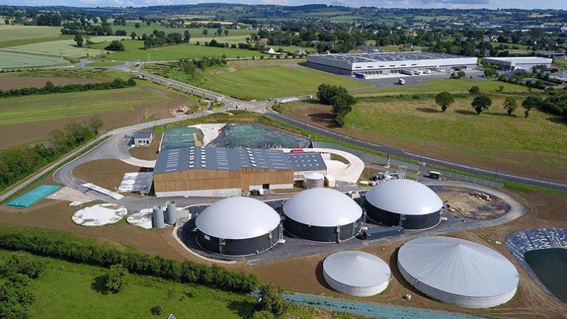 Desde noviembre de 2020, la planta de biometano de WELTEC en Vire, Francia, ha estado operando a plena capacidad y ha ahorrado 5.300 toneladas de CO2eq por año con la producción de energía verde.