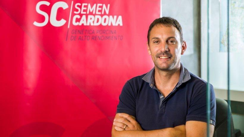 Jordi Coletas Rial, director general de Semen Cardona.