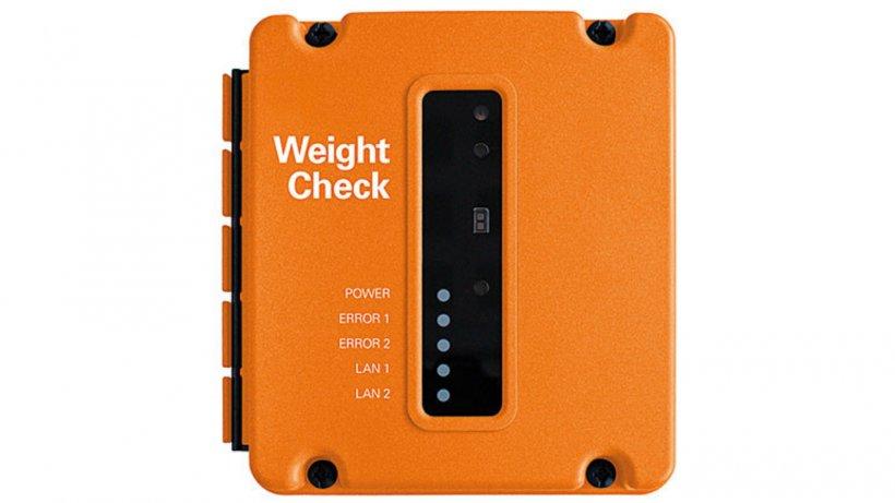 Camera WeightCheck.