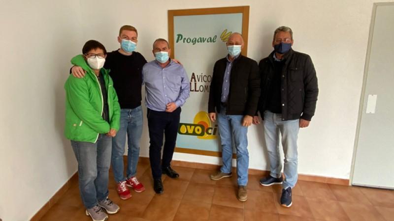 PIC y Progaval llegan a un acuerdo para la producción de PIC408 en España