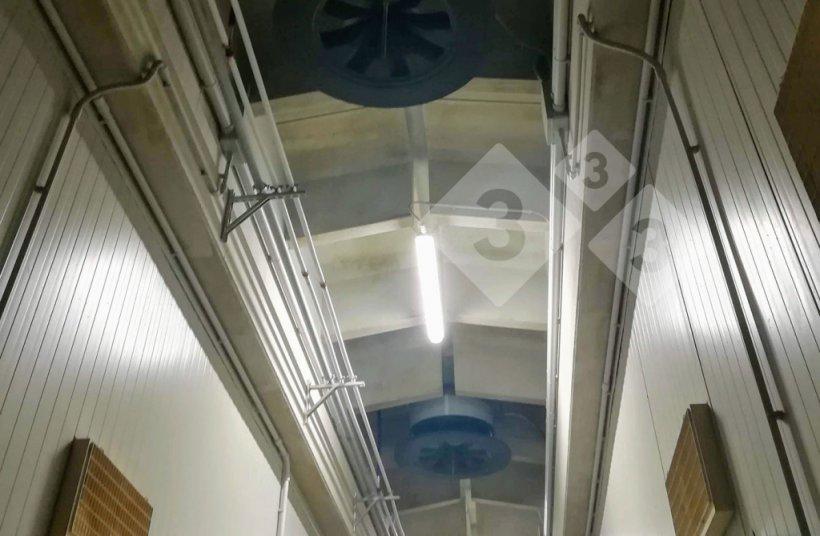 Figura 8. Detalle de la ventilación.