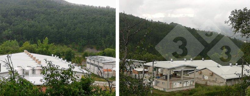Figura 1. Vista externa de la granja.