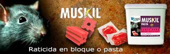 Raticida Muskil