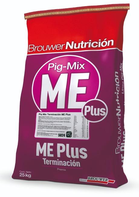 Pig Mix TERMINACION ME PLUS - 502
