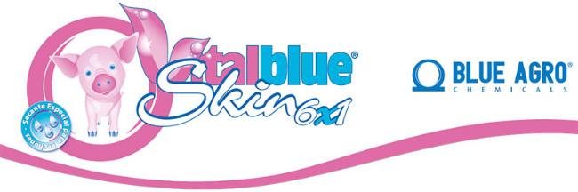 Vital Blue Skin