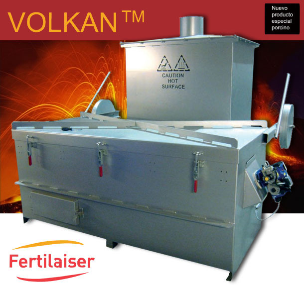 Fertilaiser - Volkan 750