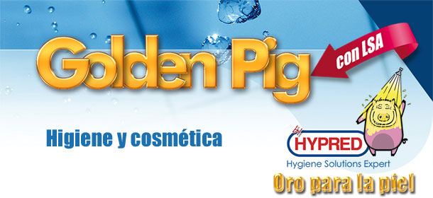 Colden Pig, con LSA