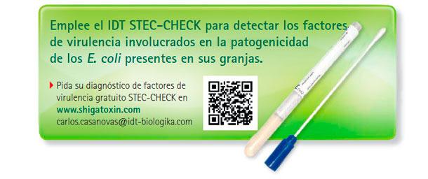 IDT STEC-CHECK