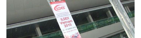 Ildex Vietnam 2010 home