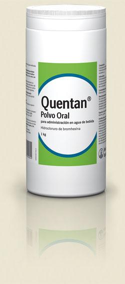 Quentan Polvo oral