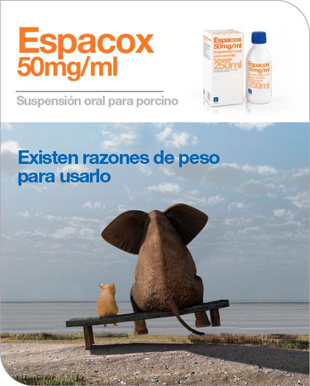 Espacox 50mg/ml