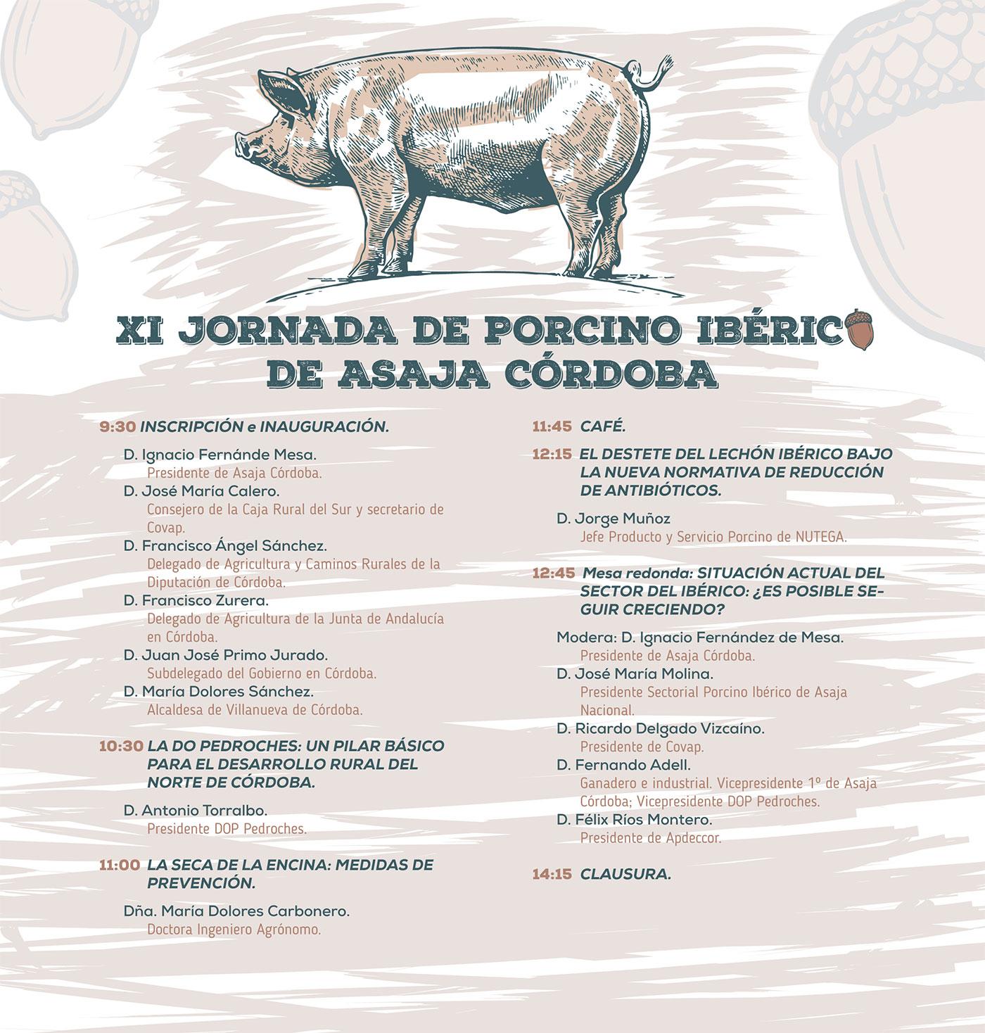 X Jornadas Ibérico